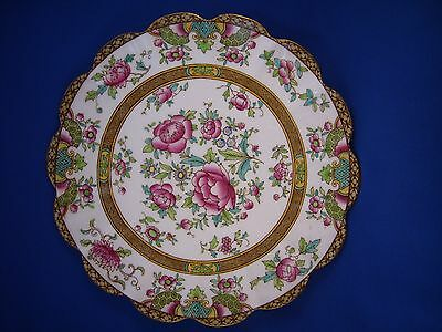 """Vintage """"The Foley china"""" Cabinet / Cake plate."""