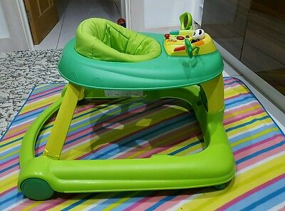 Chicco Baby Walker 3 In 1 hardly used