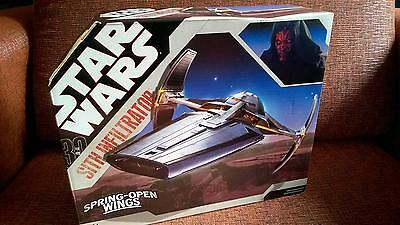 Star Wars 30th Anniversary Sith infiltrator