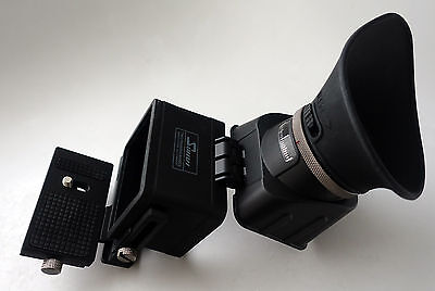 Swivi S2 Pro Foldable Viewfinder, Canon, Nikon, Sony DSLR used once