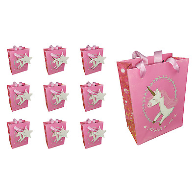 Magic Unicorn Gift Bag Party Bag (small size) Singles or Multi Packs