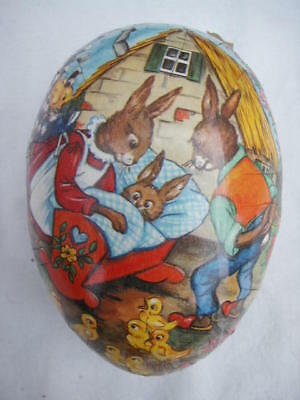DDR Osterei Ostern Candy Container Candycontainer 11 cm
