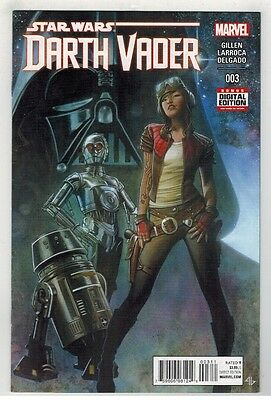 STAR WARS DARTH VADER #3 - 1st APP DOCTOR APHRA - 1st PRINT - MARVEL COMICS/2015
