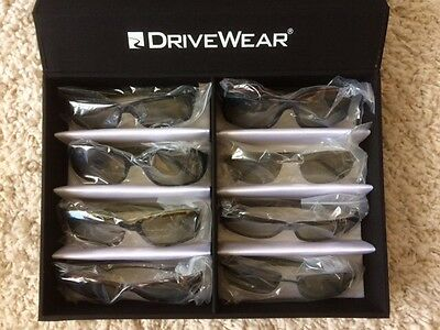 Full 16 Frame Polarized Transitions DRIVEWEAR Sunglasses Fitting Set