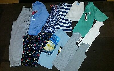 BOYS CLOTHES BUNDLE (7-8 & 9-10 years) Brand new