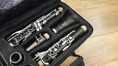 Boosey & Hawkes Imperial 926 Bb  Clarinet Overhauled