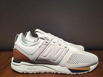 New Balance Mrl247Be Luxe Color White/brown