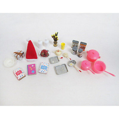 Vintage Selection of Accessories (Lundby scale)