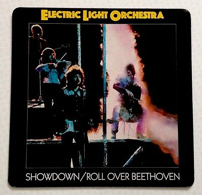 Electric Light Orchestra  - Showdown / Roll Over Beethoven - A2/B1 - Jeff Lynne