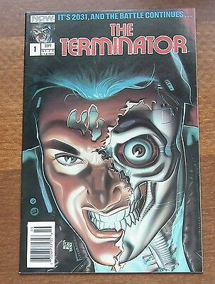The Terminator, 1988, #1,  9.2 to 9.6 , Now Comics, Collector's Issue