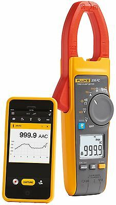 Fluke 376 FC Wireless True-rms 1000A AC/DC Clamp Meter w/iFlex™**