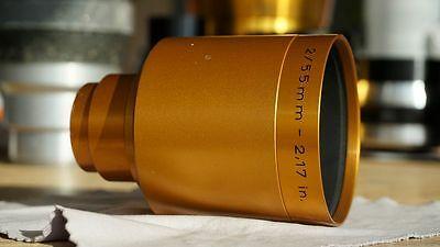 Isco Ultra Star 55mm F2 - Projectionlens