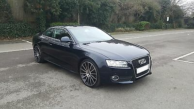 Audi A5 2.7 TDI Sport Multitronic 2dr, With Private Reg