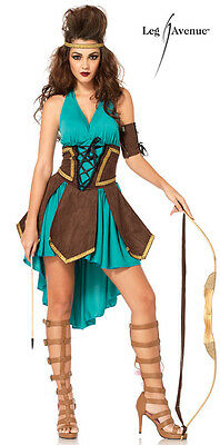 Celtic Warrior Costume for Women (all sizes) New by Leg Avenue 85203