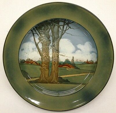 Royal Doulton Country Scenes Collector Plate