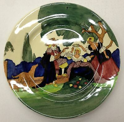 """Royal Doulton Collector Plate """"Chivalry"""" Series D5030"""