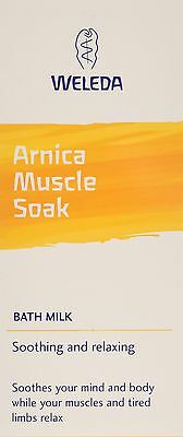 Weleda 200 ml Arnica Muscle Soak 200ml