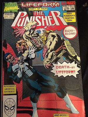The Punisher - Annual  #3 - 1990 - Nm -