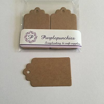 Scrapbooking, Labels Or Tags, Craft Paper  X 15 Per Pack