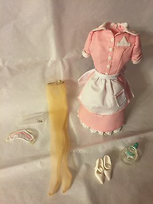 Barbie Fashion Model Collection The Waitress Silkstone Fashion Only