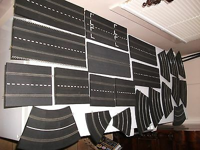 Scalextric Triang 1960's  Mmt/45G  21, 22,26, A218,a217  Rubber   Track