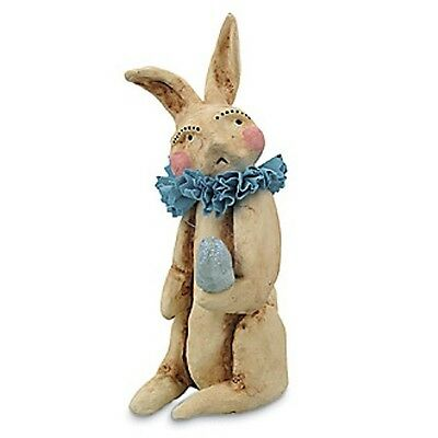 Dee Foust ~SMALL HARE~ Pâpier-Maché Easter Bunny ~ Retired and NWT!