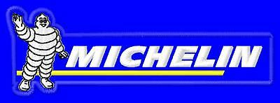 Michelin ecusson brodé patche Thermocollant iron-on patch