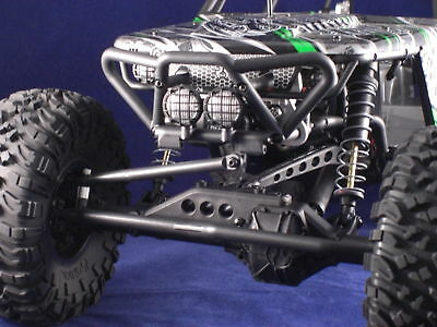 Axial Wraith Rc Crawler   Cms Chassis Mounted Servo Kit