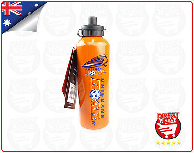 A-League Brisbane Roar Cooler Bag + Drink Bottle + Keyring. Official Merchandise