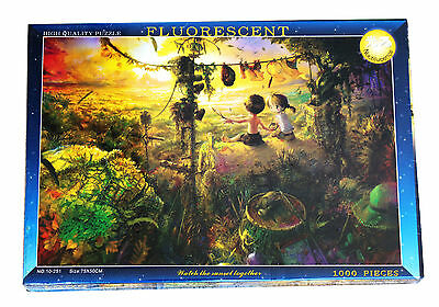 1000 Pieces Jigsaw Puzzle - Watch The Sunset Together