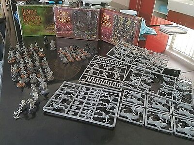 mordor moria eastern fringe army games workshop lotr