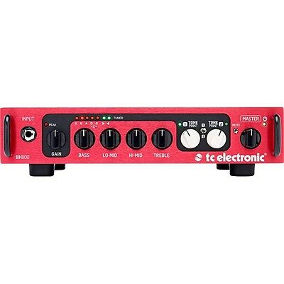 TC Electronic BH800 w/ Switch 3 Pedal Controller