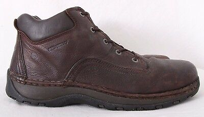 Red Wing 6707 Steel Toe Leather Non Slip Work Safety Ankle Boots Men's US 10.5D