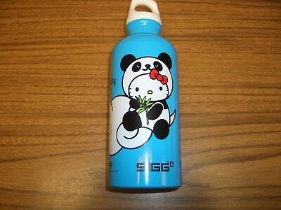 Water Bottle, SIGG, .4 liter 1 Hello Kitty Panda Blue