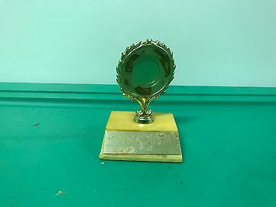 VINTAGE ORIGINAL 1970's QUARTER HORSE TROPHY SMALL