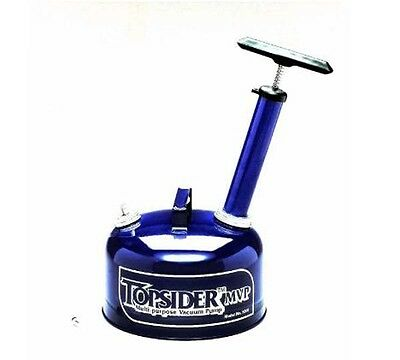 Topsider Vacuum Oil Pump Portable Change Automotive Engine Removal Fluid System