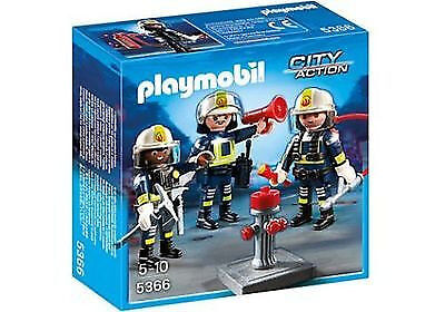 Playmobil #5366 City Action Fire Rescue Crew