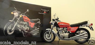 MINICHAMPS 1:12 BENELLI 750 SEI - 1975 - RED - NEW & VERY RARE - ONLY 1 on eBay!