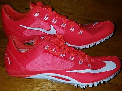 *WOW* NIKE ZOOM SUPERFLY R4 Spikes Mens 10 track & field sprint running elite