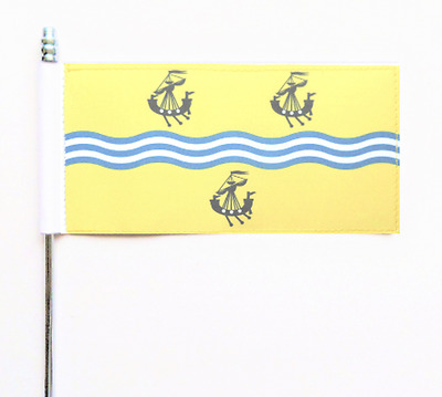 Outer Hebrides (Western Isles) Na h-Eileanan Siar Ultimate Table Flag
