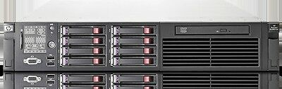 SERVER ProLiant DL380 G6 CPU 2x X5670 2.92 GHz c.Garanzia