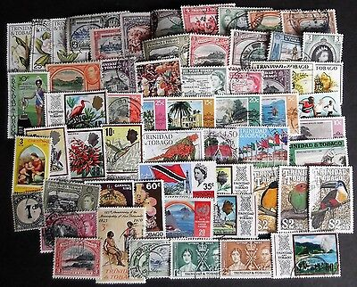 Trinidad And Tobago Used Collection