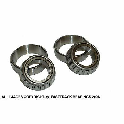 Vauxhall F17 Differential Bearing Set