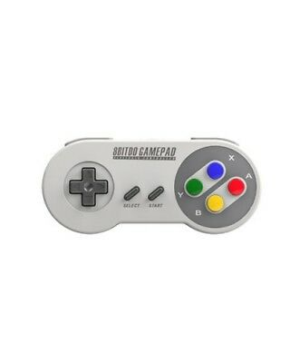 8Bitdo SFC30 Wireless Bluetooth Game Controller Gamepad for Android & iOS