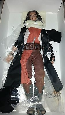 Prince of Persia - Prince Dastan Tonner doll - Excellent - RARE -T10DYDD05