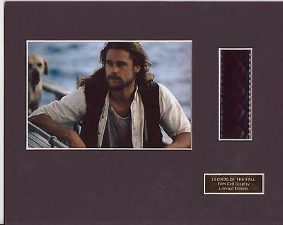 Legends Of The Fall Film Cell Display Limited Edition Very Rare