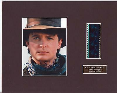 Back To The Future 3 Film Cell #2 Display Limited Edition Extremely Rare