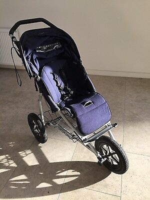 Mountain Buggy Terrain Stroller with included accessories