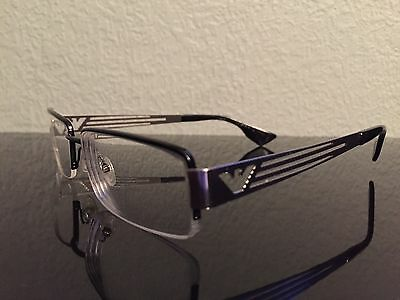Giorgio Armani Glasses Frame With Lens Mens