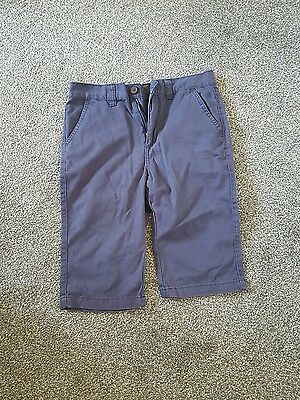 boys navy blue shorts from Next size 11-12
